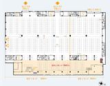青岛国际会展中心展位图 1#馆
