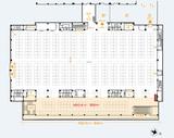 青岛国际会展中心展位图 2#馆
